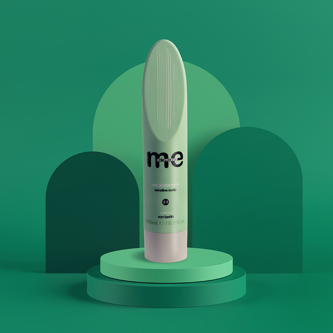 me mademoiselle - anti oil shampoo 2:2