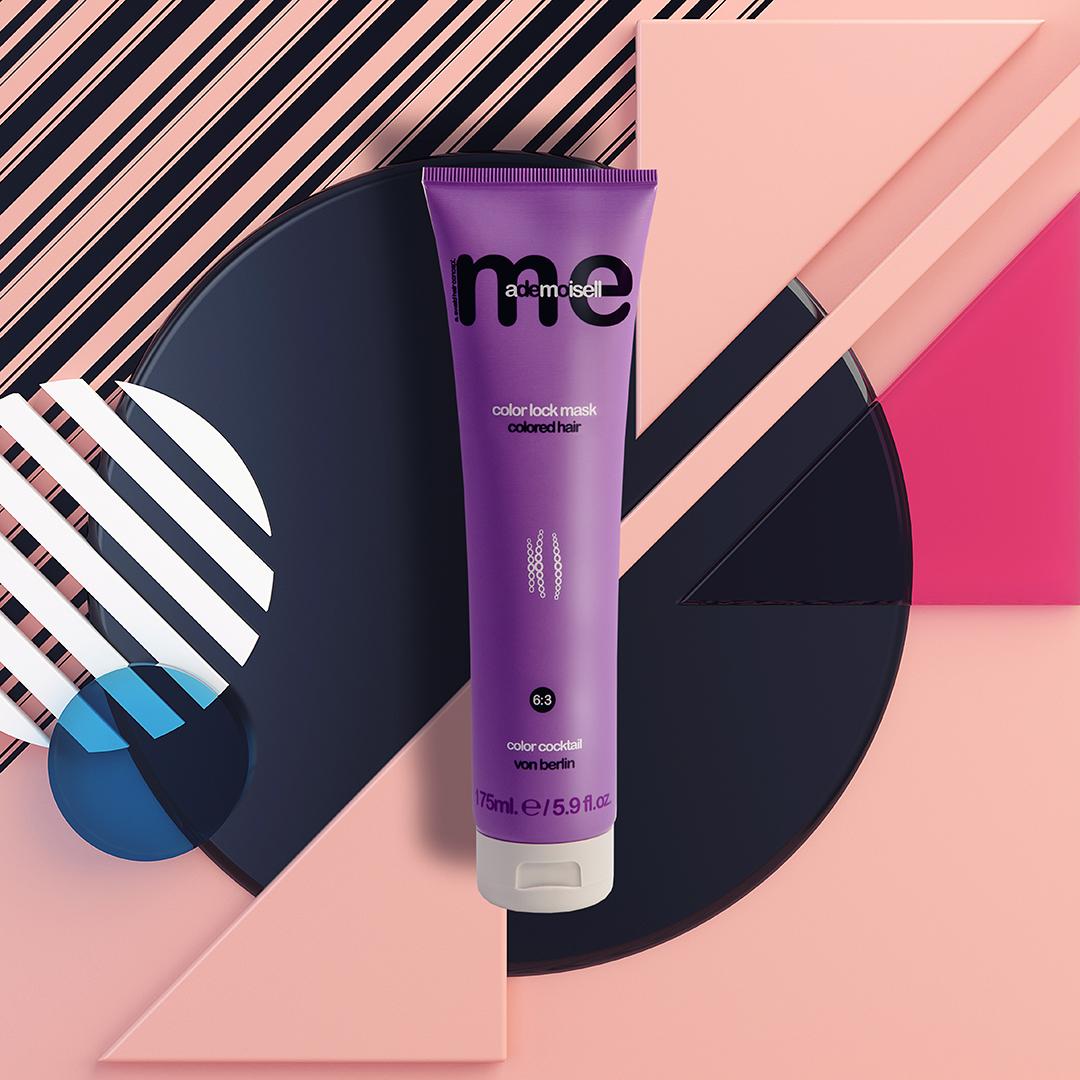 me mademoiselle - color lock mask 6:3