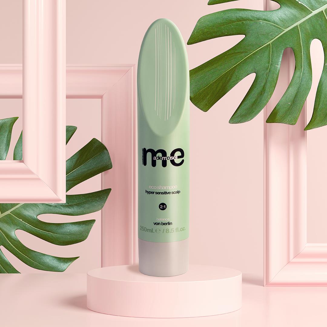 me mademoiselle - eco shampoo 2:1